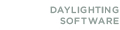 Daylighting Software